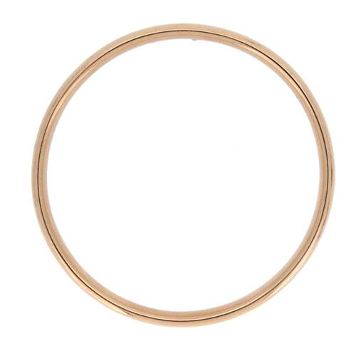 Victorian Gold Slave Bangle/Amulet