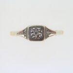 Pre Owned Three Stone Ring